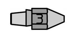 Наконечник / насадка DX-113HM