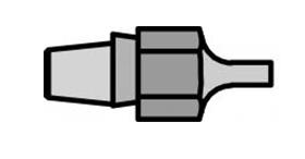 Наконечник / насадка DX-120