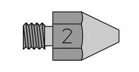 Насадка|наконечник DS 112HM