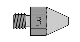 Насадка|наконечник DS 113HM