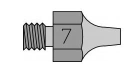 Насадка|наконечник DS 117