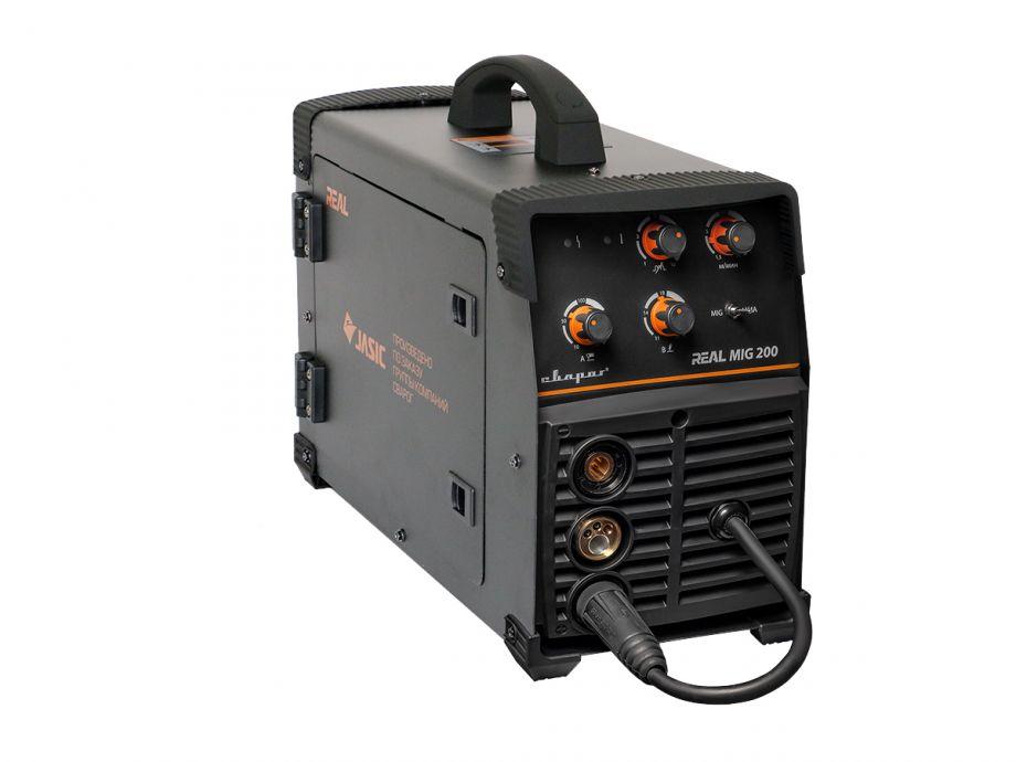 Инвертор Сварог Real Mig 200 black (N24002N)